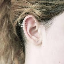 ear cuffs ireland sterling silver ear cuffs by gaamaa notonthehighstreet