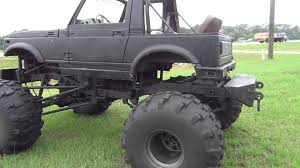 suzuki pickup for sale redneck suzuki samurai mud bogger 4x4 for sale in florida youtube