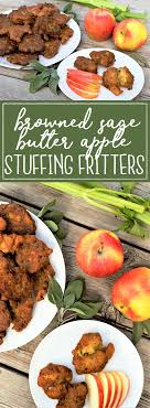 browned butter apple fritters mountain cravings