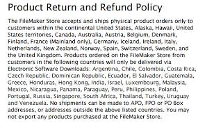 company return policy template archives word excel templates