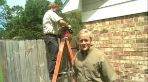how to install an outdoor security light today u0027s homeowner
