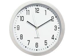 montre de cuisine horloge cuisine blanche photos de design d intérieur et décoration