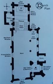 All Saints Church Floor Plans by All Saints Church Brightwalton