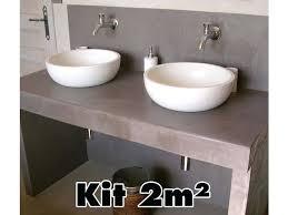 enduit pour plan de travail cuisine beton mineral plan de travail beautiful m duco extrait plan