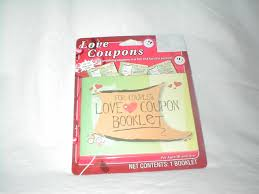 amazon com love coupon book 12 tempting coupons for a massage