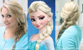 tutorial kepang rambut frozen 5 gaya rambut cantik untuk ke pesta life beautynesia