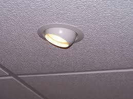 Lighting Fixtures Ceiling Idea Suspended Ceiling Of Recessed Lighting Fixtures In Suspended