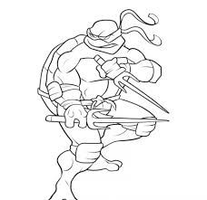 get this free ninja turtle coloring page to print 76049