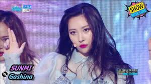 download mp3 free sunmi gashina hot sunmi gashina 선미 가시나 show music core 20170902 youtube