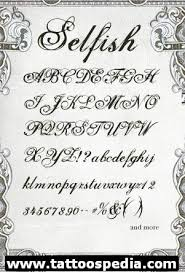 342 best tattoo fonts images on pinterest drawings candies and