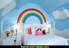 Rainbow Bedroom Decor Decorating Theme Bedrooms Maries Manor Rain