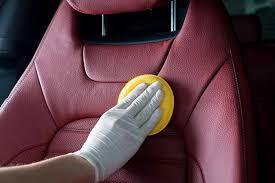 comment laver siege auto tissu comment nourrir et protéger le cuir des sièges de voiture detailing