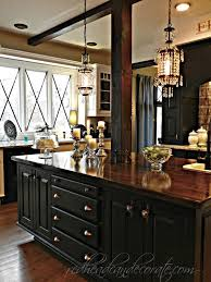 Black Kitchen Cabinets Images 245 Best Kitchens In Black Images On Pinterest Home Kitchen And