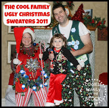 december 2011 coolest family on the block