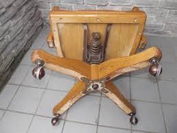 Oak Office Chair Design Ideas Antique Oak Office Chair U2013 Cryomats Org