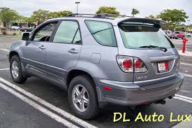 lexus es hybrid tax credit 2002 lexus rx 300 8 500 for sale at dlautolux com dl auto lux