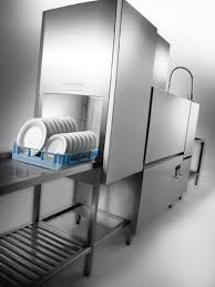 Commercial Hobart Dishwasher Hobart Profi Csa Conveyor Dishwasher Advantage Commercial Kitchens