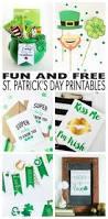 free st patrick u0027s day printables eighteen25