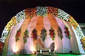 Beautiful Flower Decoration Flower Decoration Of Beautiful Wedding Stage 2014 Trendy Mods Com