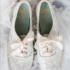 wedding shoes kate spade 44 kate spade shoes kate spade glitter ked s shoes wedding