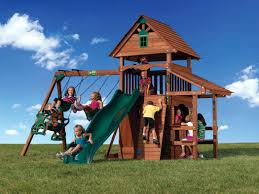 Backyard Swing Sets Canada Backyard Playsets Calgary Home Outdoor Decoration