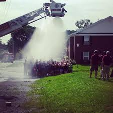 Challenge Water Wrong 4 Firefighters Injured When Challenge Goes Wrong Wgno