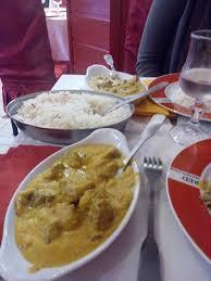 agneau korma cuisine indienne agneau shahi korma un délice photo de le taj mahal boulogne