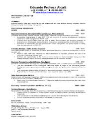 eduardo pedroza resume english version