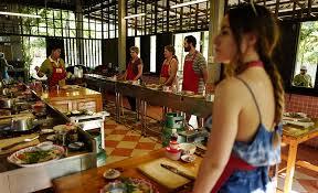 cours de cuisine en thaïlande thaï farm cooking à chiang