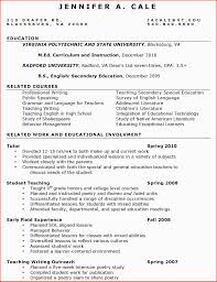 early childhood special education resume top 8 early childhood