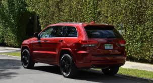 gray jeep grand cherokee with black rims review 2015 jeep grand cherokee altitude 4x4 the truth about cars