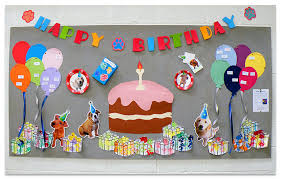 birthday board notice board decoration for birthday image inspiration of cake