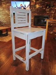 bar stools ana white bar stool cedar pub chairs diy projects