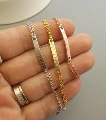 gold name bracelet kids id bracelet children s gold name bracelet sting
