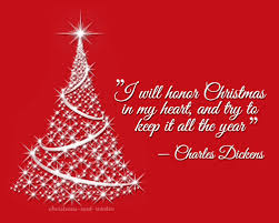 honor christmas heart