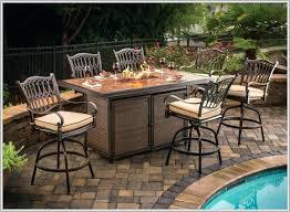bar height patio table set sorosconnection info