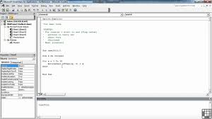 visual basic for loop visual basic for excel tutorial the for loop infiniteskills