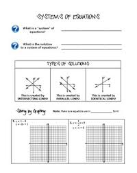 91 best algebra 2 systems of equations images on pinterest