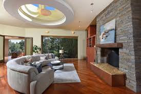 frank lloyd wright inspired home with lush landscaping frank lloyd wright inspired contemporary home