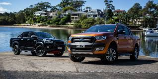 Ford Ranger Truck Top - april 2017 new vehicle sales hilux and ranger still on top top