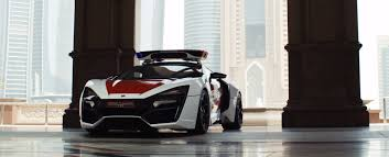 rarest cars abu dhabi police adds one of world u0027s rarest cars lykan hypersport