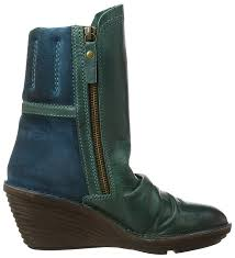 womens boots sale free shipping fly fly simi s boots blue petrol petrol shoes