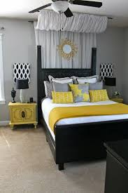 Black White And Teal Bedroom The 25 Best Gray Yellow Bedrooms Ideas On Pinterest Yellow Gray