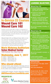 Advanced Anatomy And Physiology In Service Ce Courses Wound Care 101 And Wound Care 102 Tickets