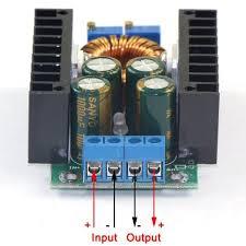 Jual Dc Step daorier dc 24v to 12v cc cv step voltage regulator co