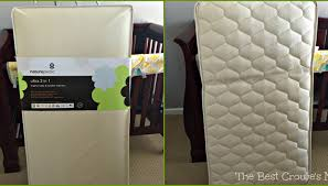 Used Crib Mattress Fearsome Naturepedic Organic Crib And Toddler Mattress Tags