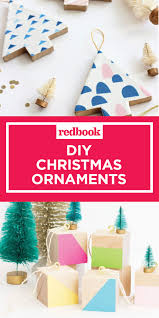 56 unique diy christmas ornaments easy homemade ornament ideas