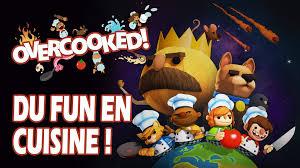 jeux de cuisine sur jeux info overcooked du dans la cuisine gameplay fr