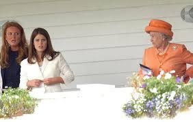 Daughter Nervous This Royal Family Member Still Makes Sarah Ferguson U0027nervous