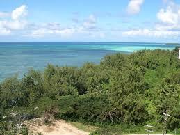 micro beach view from taga tower of hafa adai hotel u2013 garapan